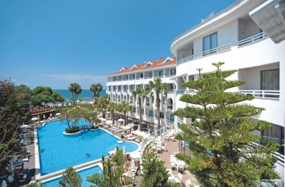 8 dagen all inclusive in Hotel Golden Beach